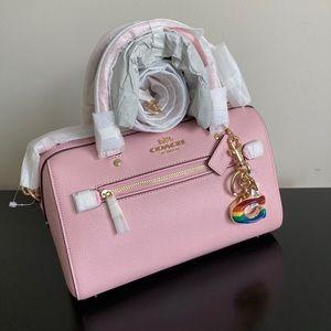 Coach satchel bag purse NWT